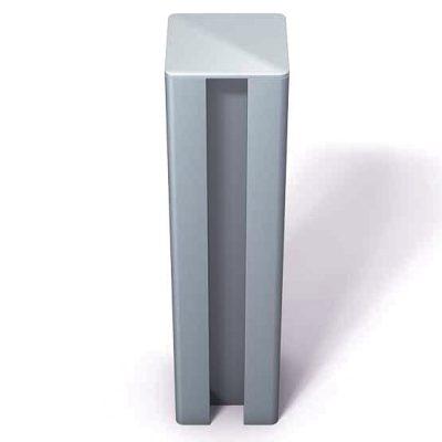 370-113-Aluminum-End-Cap