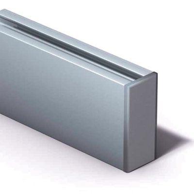 390-104-Plastic-End-Cap-Gray