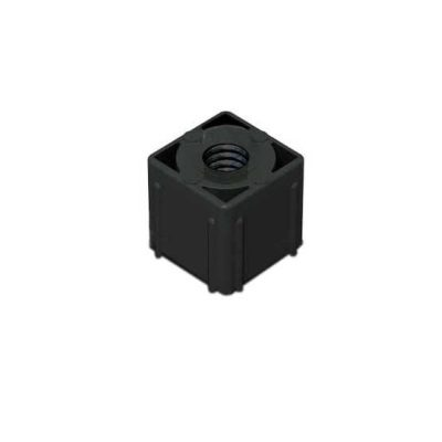 366-108 Plastic Insert for Threaded Steel Cap for MR Series