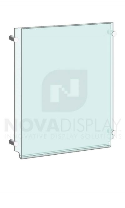 KPI-002_Easy-Access-Poster-Holder-Display-Kit-wall-mounted-with-edge-grip-supports