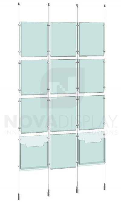 KPI-110_Easy-Access-Poster-Holder-Display-Kit-cable-suspended