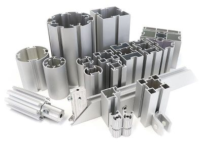 Vertical & Horizontal Aluminum Extrusions