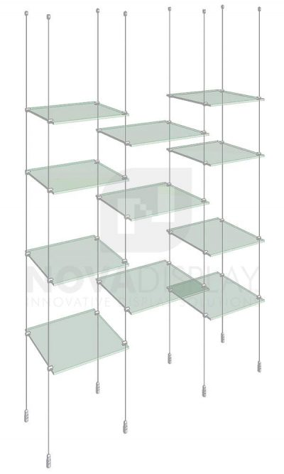 KSI-012_Acrylic-Glass-Shelf-Display-Kit-cable-suspended