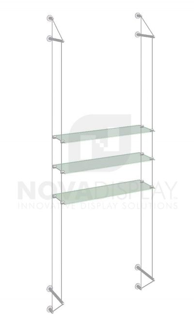 KSI-032_Acrylic-Glass-Shelf-Display-Kit-cable-suspended
