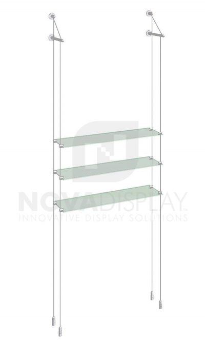 KSI-037_Acrylic-Glass-Shelf-Display-Kit-cable-suspended