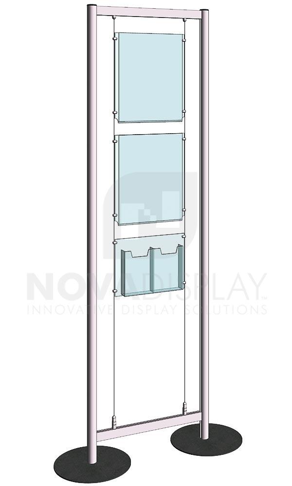 KFMR-013-Versa-Module-Floor-Stand-Display-Kit