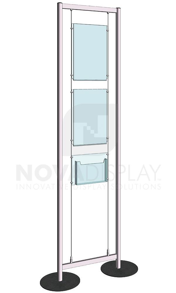 KFMR-015-Versa-Module-Floor-Stand-Display-Kit