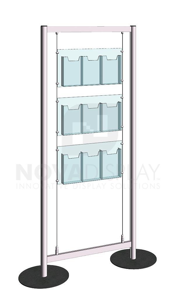 KFMR-016-Versa-Module-Floor-Stand-Display-Kit