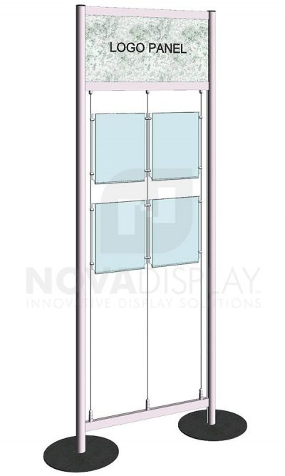 KFMR-022-Versa-Module-Floor-Stand-Display-Kit