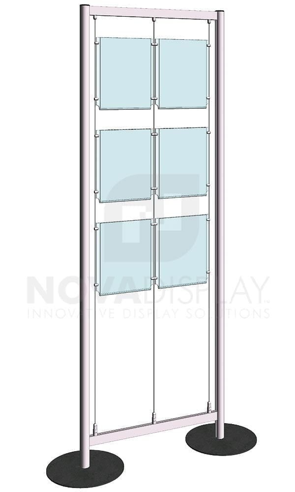KFMR-023-Versa-Module-Floor-Stand-Display-Kit