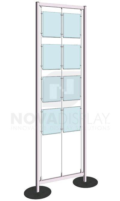 KFMR-025-Versa-Module-Floor-Stand-Display-Kit