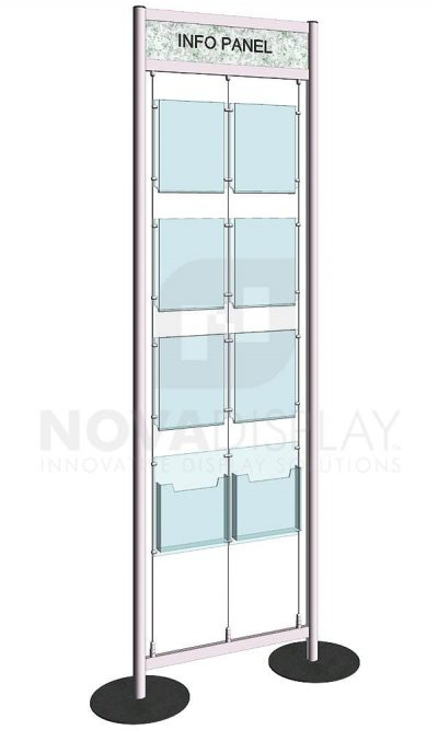 KFMR-030-Versa-Module-Floor-Stand-Display-Kit