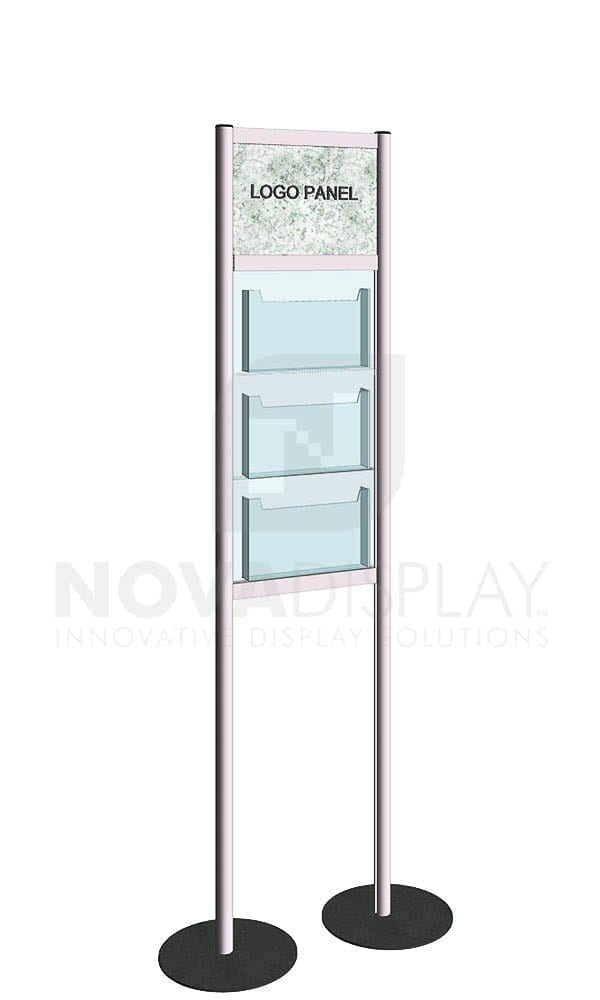 KFST-008 Stack-on Display Stands / Display Kits
