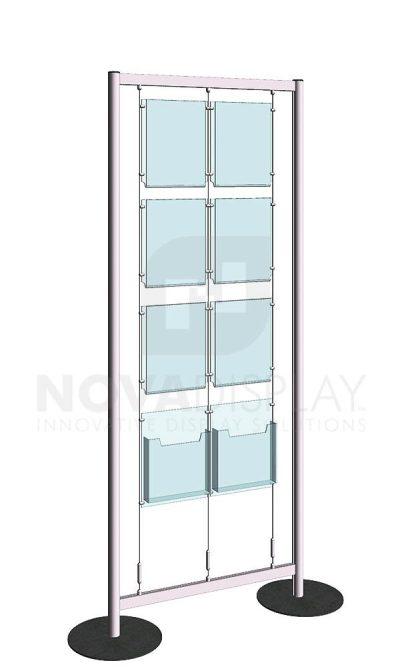 KFTR-002-Free-Style-Floor-Stand-Display-Kit