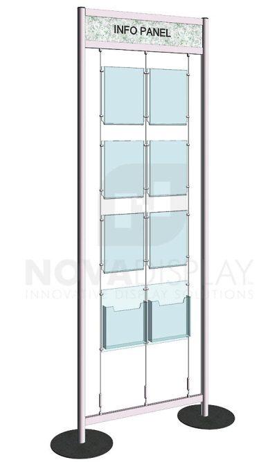 KFTR-003-Free-Style-Floor-Stand-Display-Kit