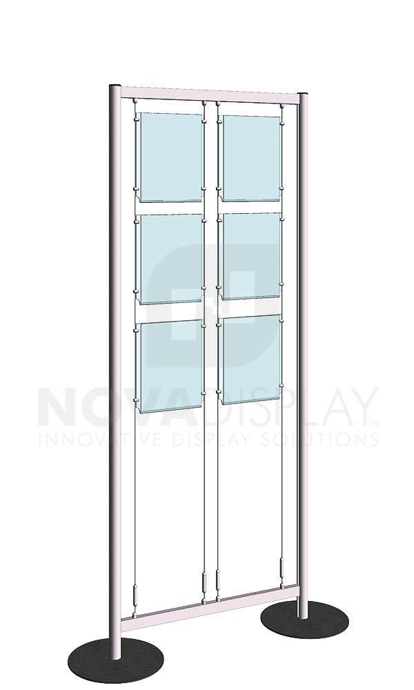 KFTR-005-Free-Style-Floor-Stand-Display-Kit