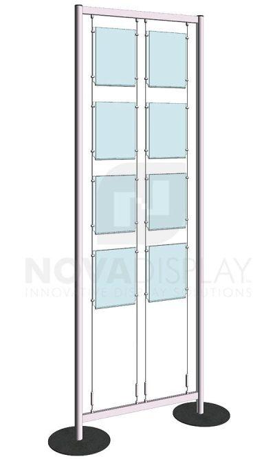 KFTR-006-Free-Style-Floor-Stand-Display-Kit