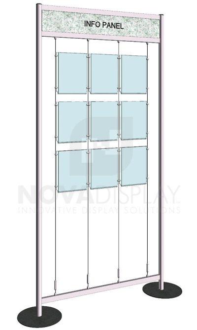 KFTR-012-Free-Style-Floor-Stand-Display-Kit