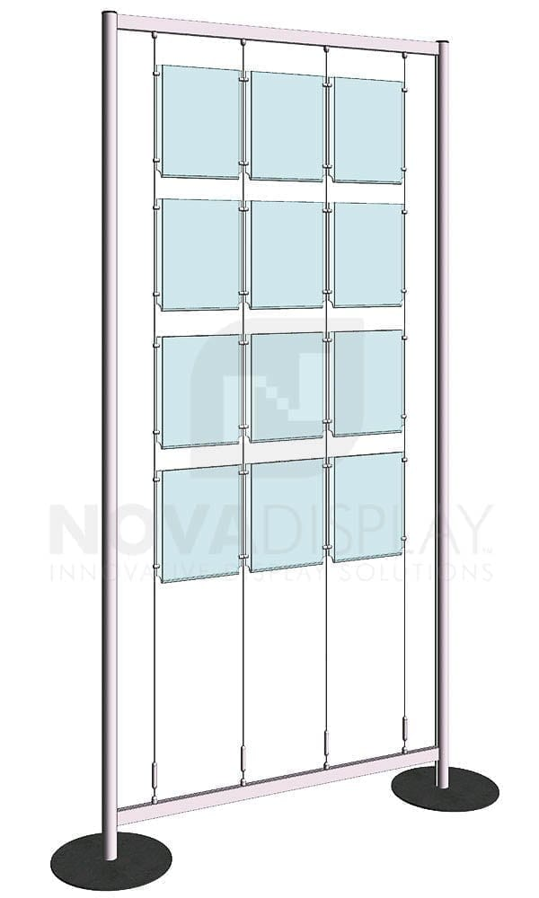 KFTR-013-Free-Style-Floor-Stand-Display-Kit