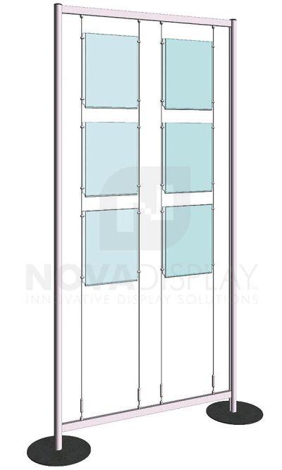 KFTR-014-Free-Style-Floor-Stand-Display-Kit