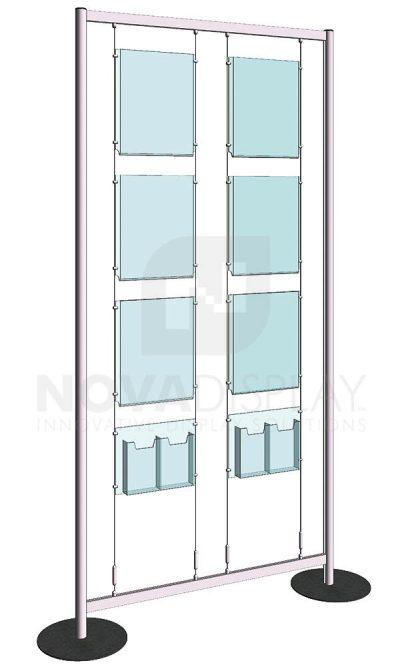KFTR-015-Free-Style-Floor-Stand-Display-Kit