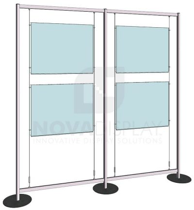 KFTR-028-Free-Style-Floor-Stand-Display-Kit