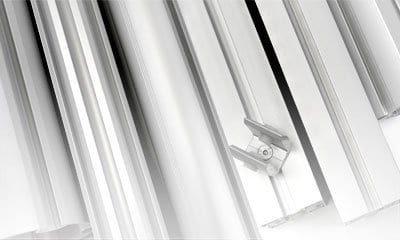Aluminum Modular Display Systems