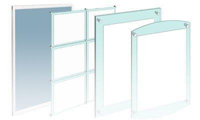Acrylic & Aluminum Poster Frames