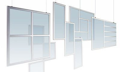 Aluminum Poster Frames & Kits