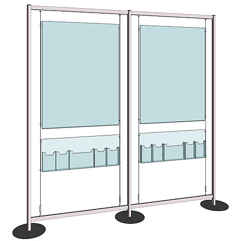 Nova Display Systems / Screen Style and Free-Style Display Stands