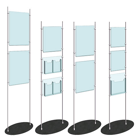 Nova Display Systems / Totem Display Stands