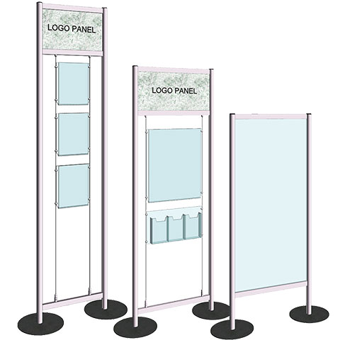 Nova Display Systems / Versa-Module Display Stands