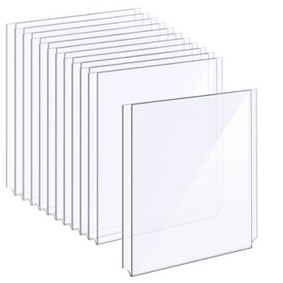 Nova Display Systems / Acrylic Easy Access Poster Holders in Bundle
