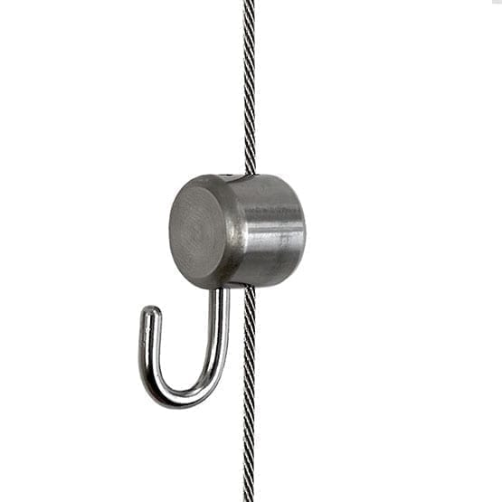 Picture Hook for Framed Artwork and Photos   #303 Stainless Steel